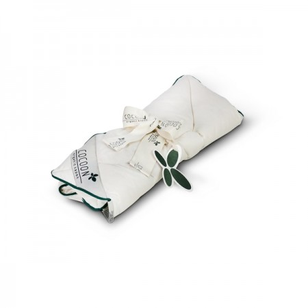 Cocoon Organic Kapok baby pillow 40x45cm (Bedding)