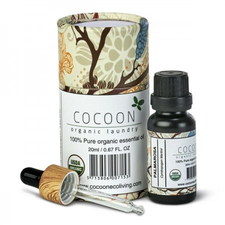 Cocoon Company Palmarosa Oil 20 ml (Etherial oils)