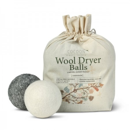 Cocoon Company Wool dryer balls 4 pcs.