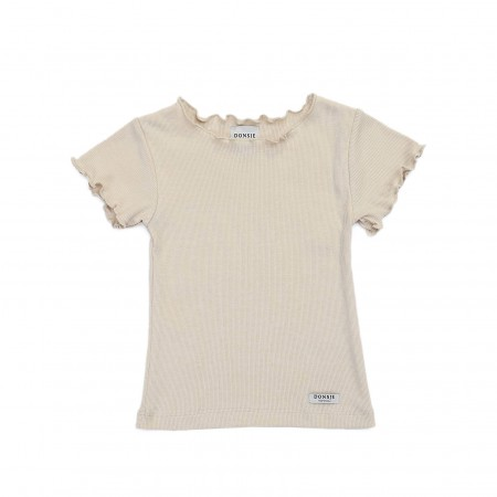 Donsje Eloise Shirt Frosted Cream (Blouses)