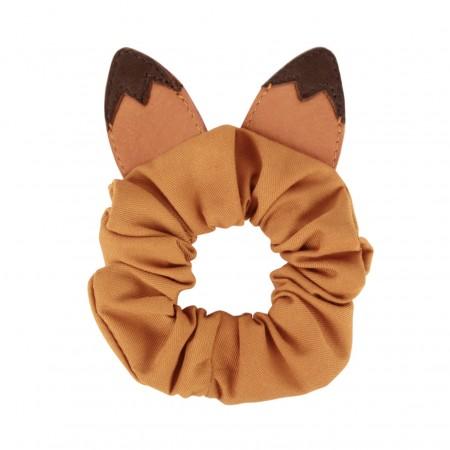 Donsje Polly Hair Scrunchie | Fox Maple Nubuck (Novelties)