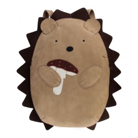 Donsje Benjie Schoolbag Hedgehog (Backpacks)