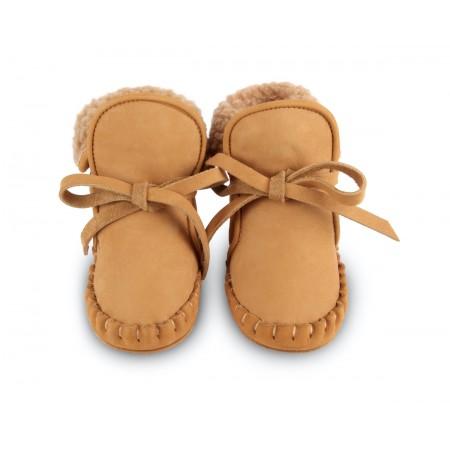 Donsje Jaya Lining Caramel Nubuck (Footwear)