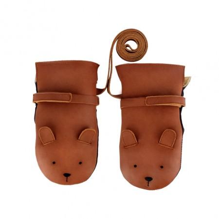 Donsje Kapi Mittens Bear (Gloves)