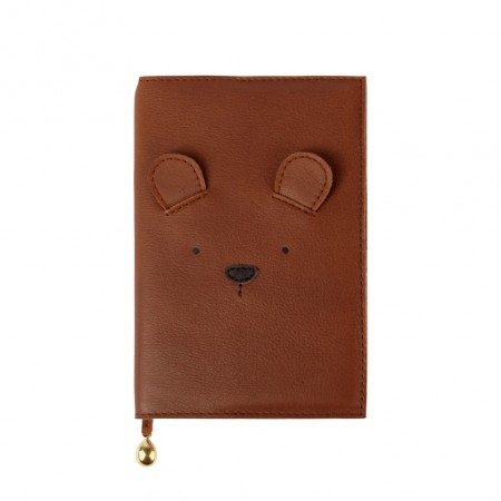 Donsje Kapi Notebook A5 Bear (Notebooks)