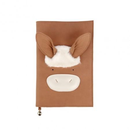 Donsje Kapi Notebook A5 Donkey (Notebooks)