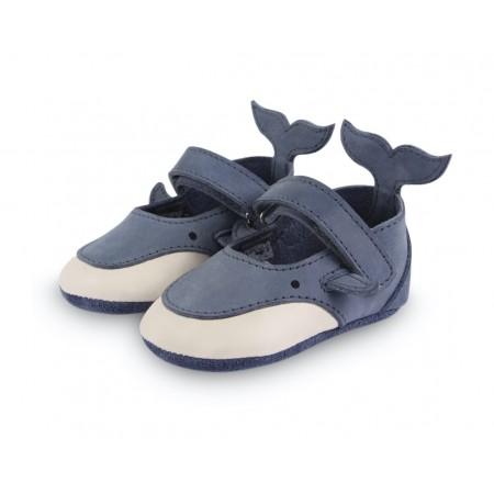 Donsje Amigu Whale 12-18m (Footwear)