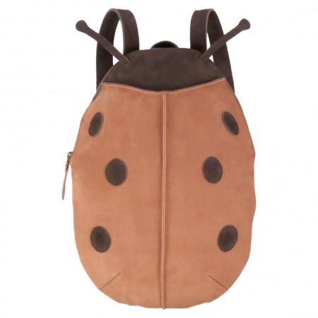 Donsje Benjie Schoolbag Lady Bird One size (Backpacks)