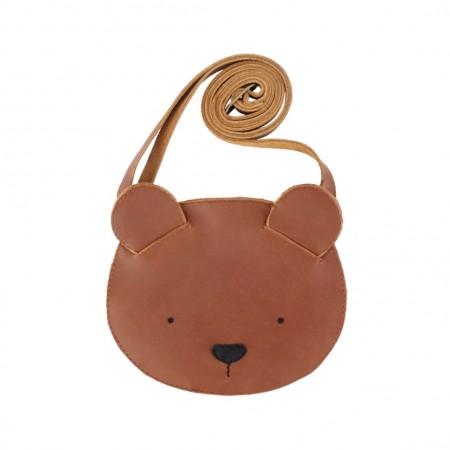 Donsje Britta Purse Bear One size (Handbags)