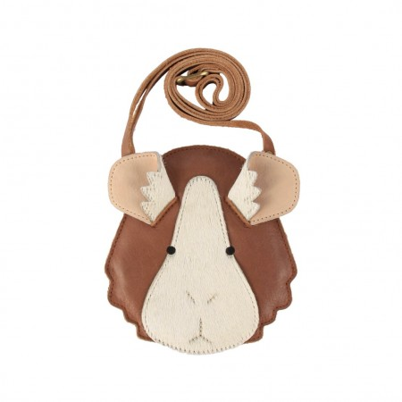 Donsje Britta Purse Guinea Pig One size (Handbags)