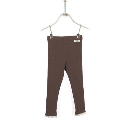 Donsje Afke Leggings Mahogany (Pants / Leggins)