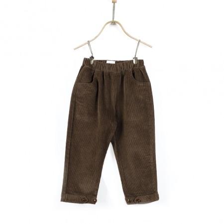 Donsje Bo Trousers Cocoa Brown (Pants / Leggins)