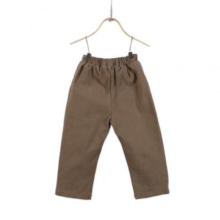 Donsje Co Trousers Khaki (Pants / Leggins)