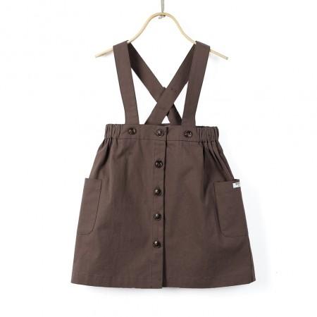 Donsje Evi Skirt Vintage Brown (Skirts)