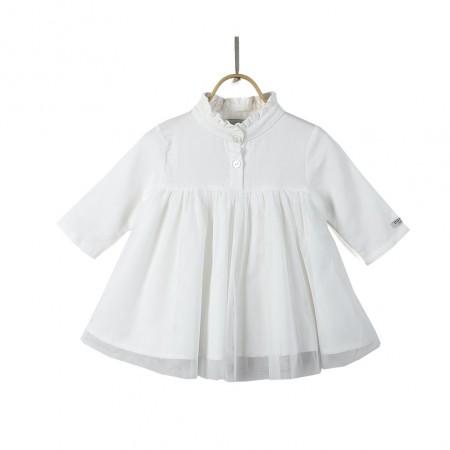 Donsje Fieke Dress Swan White (Dresses)