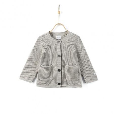 Donsje Harper Cardigan Light Stone (Sweaters)