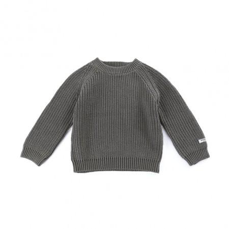 Donsje Jade Sweater Silver Sage (Sweaters)