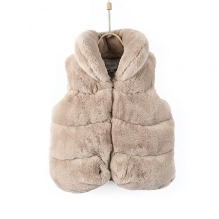 Donsje Jane Bodywarmer Warm Teddy (Outdoor Clothing)