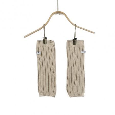 Donsje Lina Legwarmers Beige (Socks)