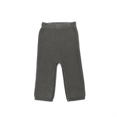 Donsje Luca Trousers Silver Sage (Pants / Leggins)