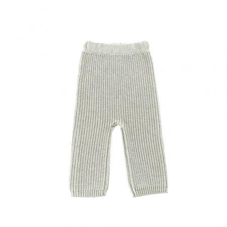 Donsje Luca Trousers Soft Feather Melange (Pants / Leggins)