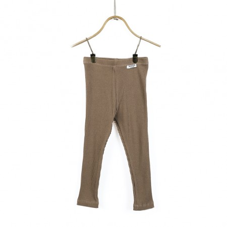 Donsje Lucy Leggings Hazelnut (Pants / Leggins)