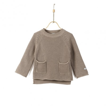 Donsje Stella Sweater Light Taupe (Sweaters)