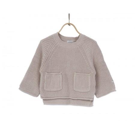 Donsje Stella Sweater Soft Sand (Sweaters)