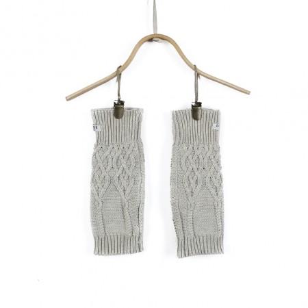 Donsje Suzi Legwarmers Ash Grey (Socks)