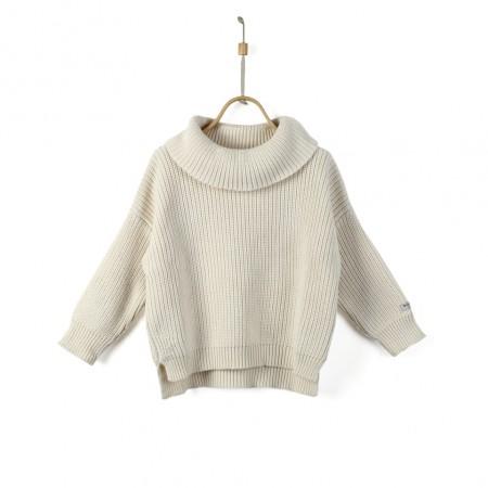 Donsje Yara Sweater Lily White