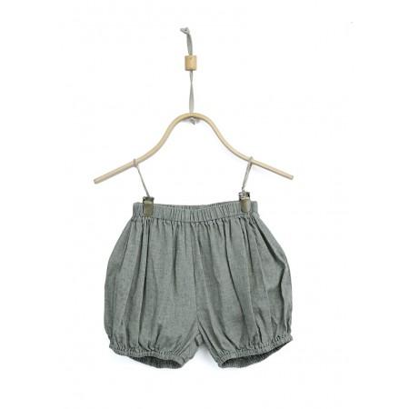 Donsje Jasmin Bloomer Seagrass 1-2y (Shorts)