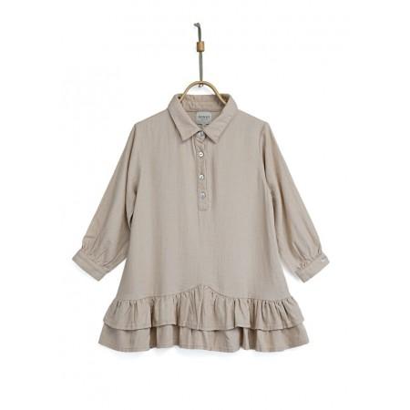 Donsje Juul Dress Beige (Dresses)
