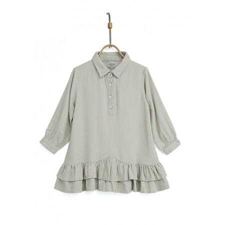 Donsje Juul Dress Mint 2-3y (Dresses)