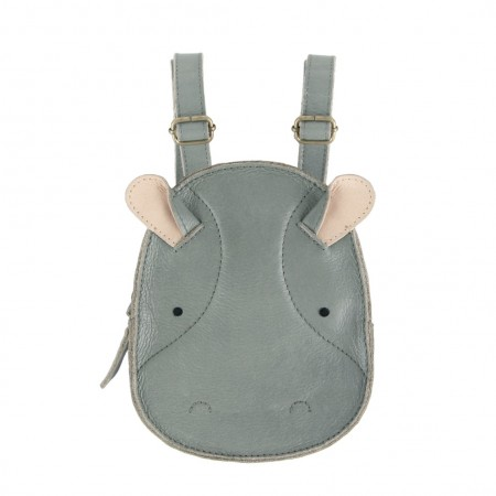 Donsje Kapi Backpack Hippo (Backpacks)