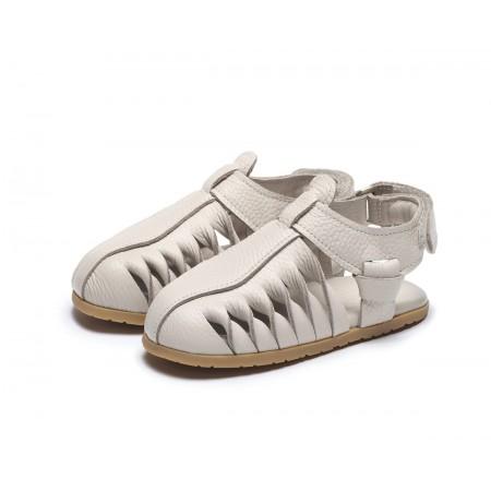 Donsje Kupu Off White Leather 32 (Footwear)