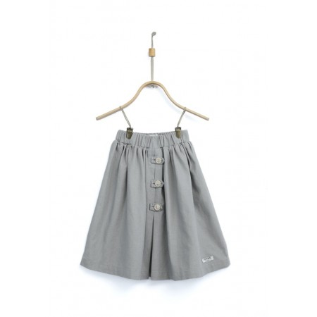 Donsje Miek Skirt Cool Grey (Skirts)