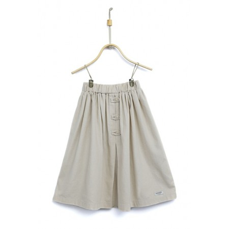 Donsje Miek Skirt Ecru 5-6y (Skirts)