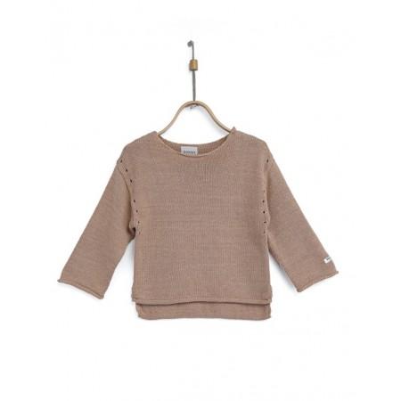 Donsje Nes Sweater Pink Clay (Sweaters)