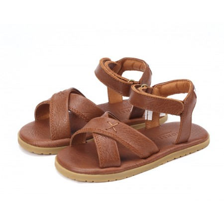 Donsje Phibi Cognac Leather 33 (Footwear)