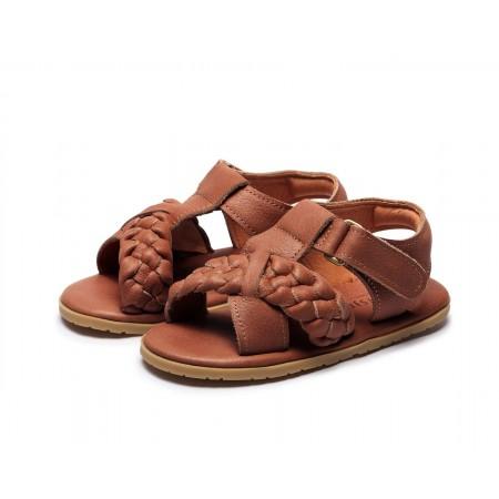 Donsje Phibi Cognac Leather (Footwear)