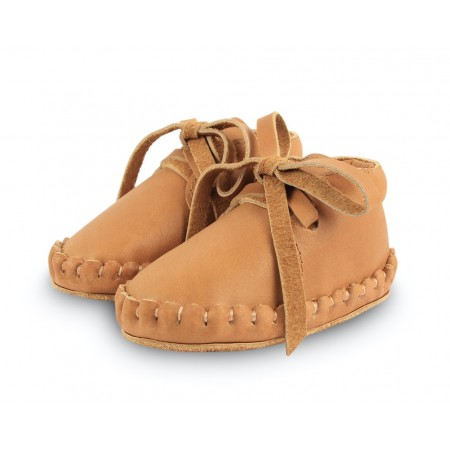 Donsje Poekie Camel Classic Leather 6-12m (Footwear)