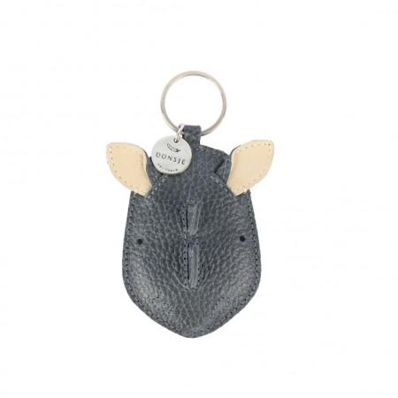 Donsje Wookie Chain Rhino (Keychains)