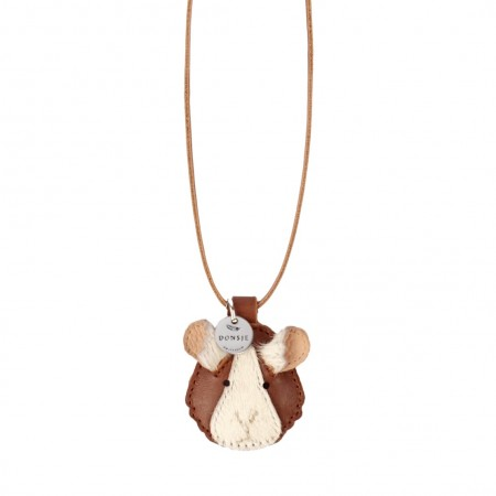 Donsje Wookie Necklace Guinea Pig One size (Necklaces)