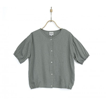 Donsje Yenthe Blouse Seagrass 1-2y (Blouses)