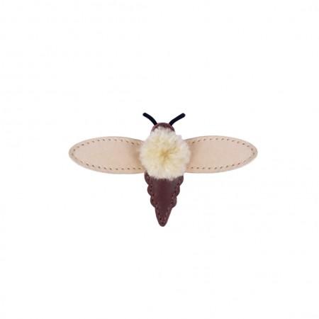 Donsje Zaza Hairclip Bumblebee One size (Hair accessories)