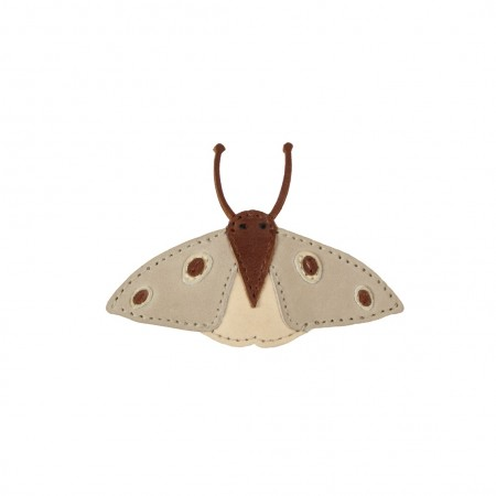 Donsje Zaza Hairclip Moth One size (Hair accessories)