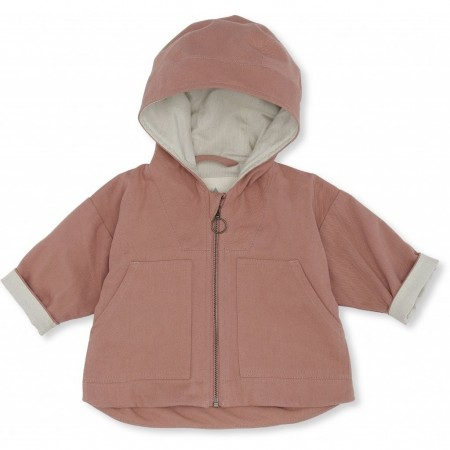 Konges Sløjd Bille Jacket Deux Ruben Rose 5-6 Y (Outdoor Clothing)