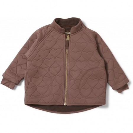 Konges Sløjd Thermo Jacket Jersey, Cinnamon (Outdoor Clothing)