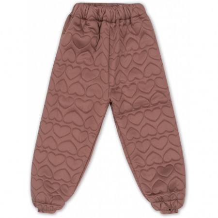 Konges Sløjd Thermo Pants Jersey, Cinnamon (Outdoor Clothing)