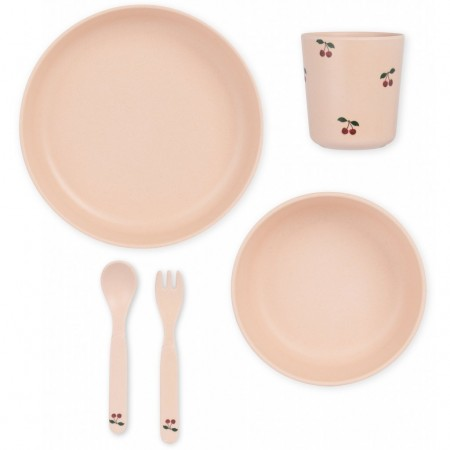 Konges Sløjd Dinner Set, Cherry (Sets)